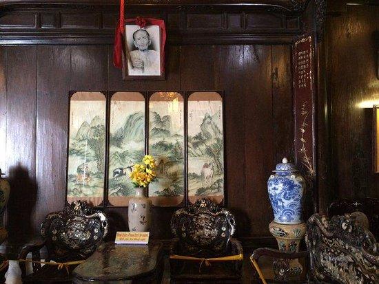 Hoi An Ancient Town: Interno Di Una Casa Antica