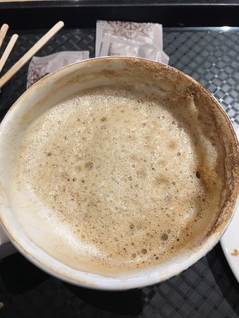 Not so good coffee