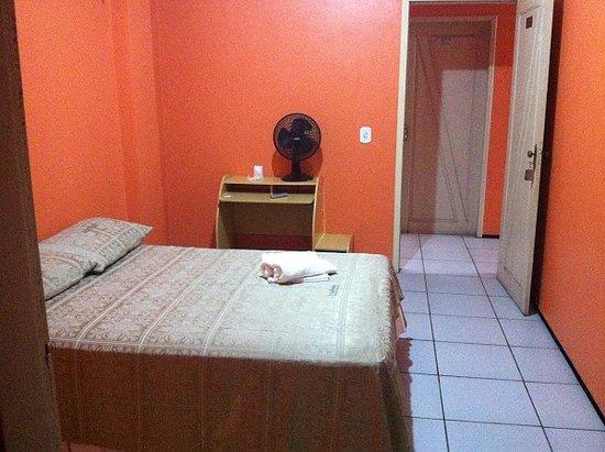 Ibiapina, CE: quarto aconchegante, com uma boa vista