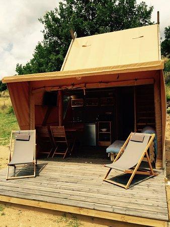 Camping de Pierrageai