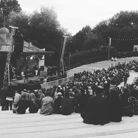 Kelvingrove Bandstand and Ampitheatre