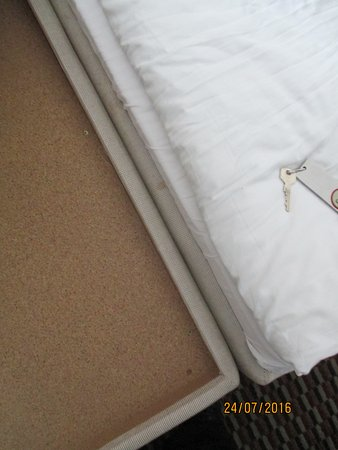 Otrokovice, Republika Czeska: Hotels machen das nach unseren Erfahrungen anders