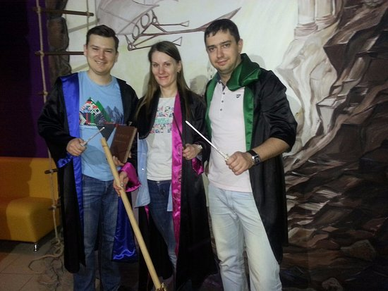 Quest Lovushka