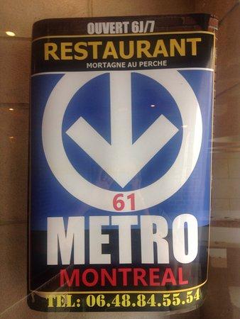 Metro Montreal