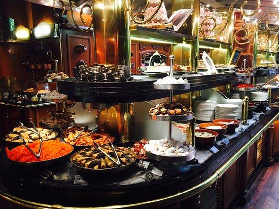 Restaurant Grands Buffets Narbonne
