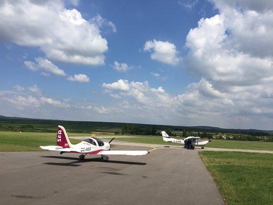 Flugplatz Krems - Langenlois