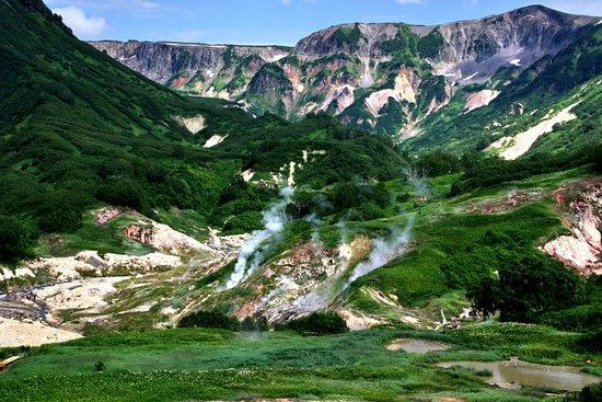 Дальневосточная Долина Гейзеров