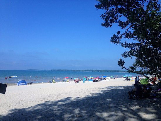 Sandbanks Beach Resort: Plage - Sandbanks