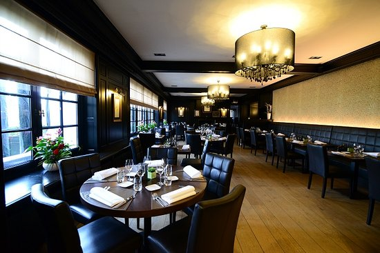 Groot-Bijgaarden, Belgien: Main dining room