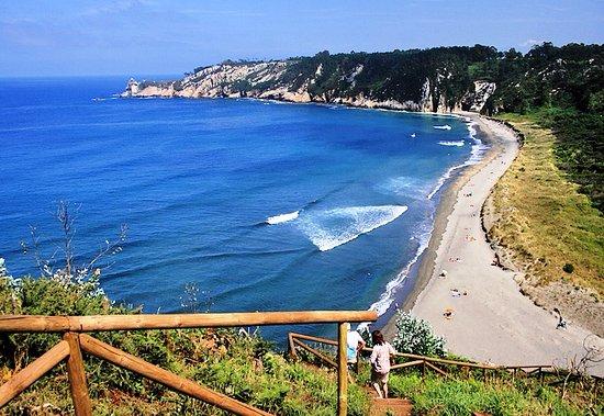 Playa Barayo. Asturias