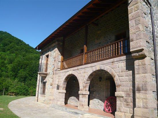 Centro de Interpretacion del Parque Natural Saja Besaya