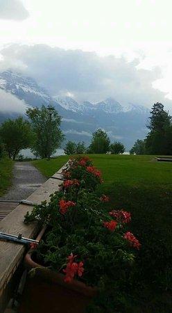 Flumserberg, Schweiz: Resort Walensee