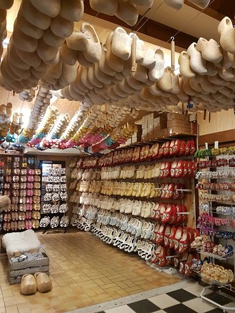 Irene Hoeve Clogs and Cheese Shop