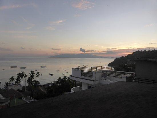Dawn overlooking Sabang