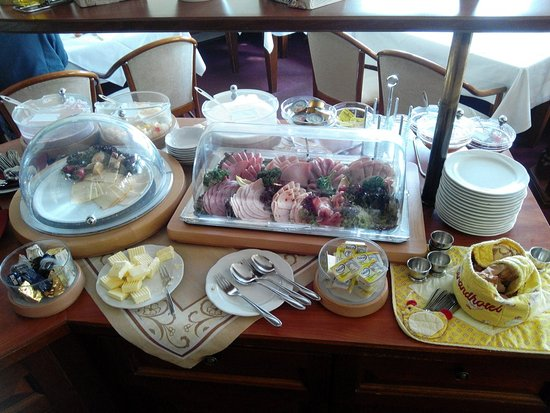 Strandhotel Germendorf : Room and Breakfast