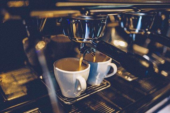 Zwanzig12 - Wittespeicher: unsere Kaffeemaschine