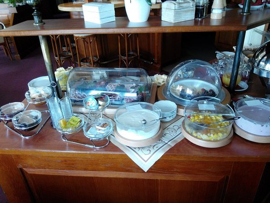 Strandhotel Germendorf : Part of the breakfast buffet