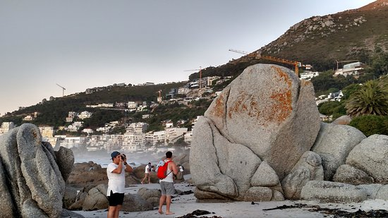 Clifton Beaches: Before sunset