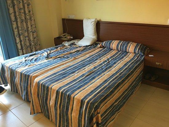 Bed Picture Of Terramar Hotel Calella Tripadvisor