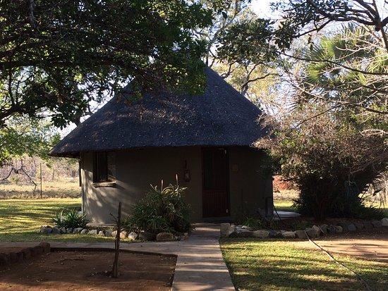 Nyala Safari Lodge: Rondawel