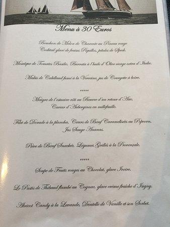 la cuisine du chef loic mercier - picture of 1407, mortagne-sur