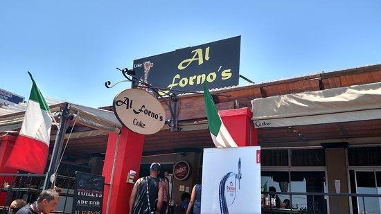 Κόλπος Gordon, Νότια Αφρική: Restaurant