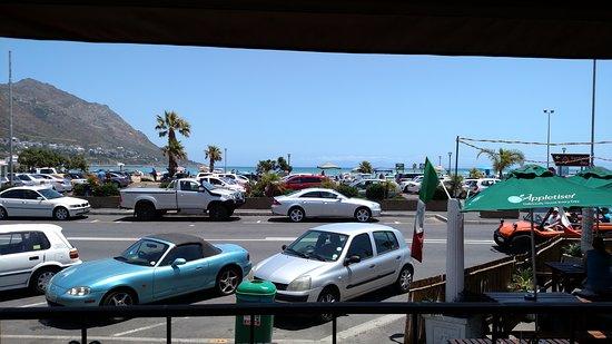 Κόλπος Gordon, Νότια Αφρική: View of the beach