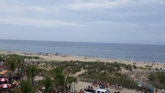 Castle in the Sand Hotel: 20160730_175018_large.jpg