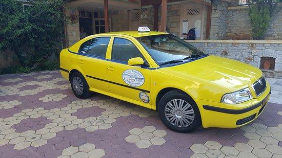 Nasos Taxi / Transfers & Tours