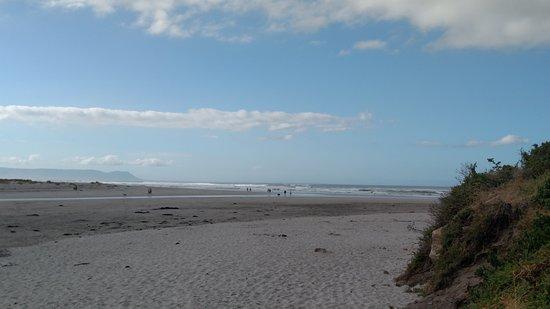 Hermanus, Zuid-Afrika: Beach