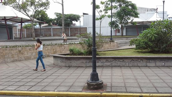 Plaza Tomas Guardia
