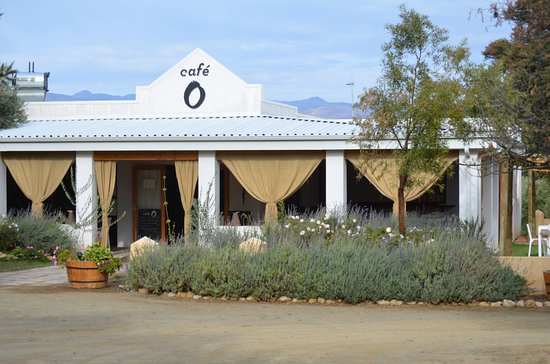 O for Olive Farm Shop