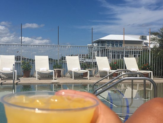 Lighthouse Club Hotel an Inn at Fager's Island: Breathtaking and endless views!