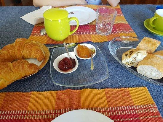 Al Ponterosso : Colazione
