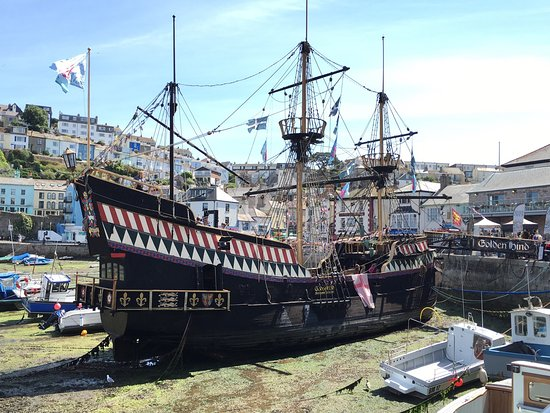 Golden Hind Museum Ship: photo0.jpg