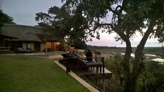 Komatipoort, África do Sul: vu sur le parc kruger
