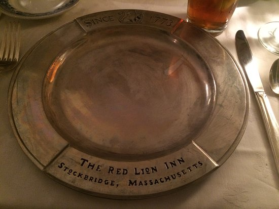 Red Lion Inn Dining Room : Travel back in time in this fine dining in The Berkshires.