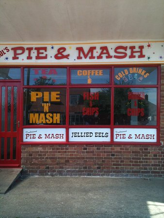 Paul's Pie and Mash