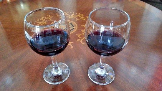 Ararat Restaurant VDNH: Дегустация вина