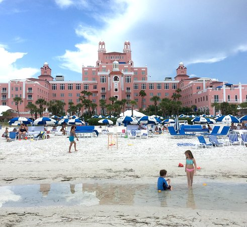 The Maritana Grille at Loews Don CeSar Picture