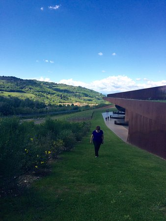 Cantina Antinori: Outside Antonori World headquarters