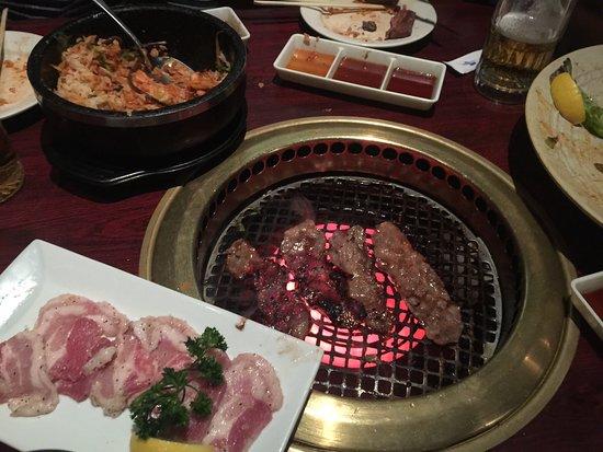Photo of Japanese Restaurant Yakiniku West at 218 E 9th St, New York City, NY 10003, United States