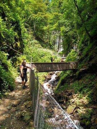 Finsterbach Wasserfalle