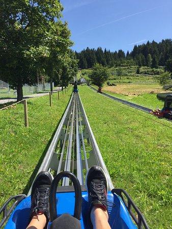 Sankt Englmar, Jerman: Schlepplift für Coasterbahn