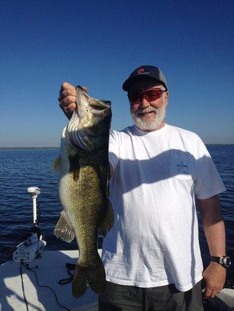 Tom jerry 39 s fishing charters lake panasoffkee 2018 for Florida bass fishing