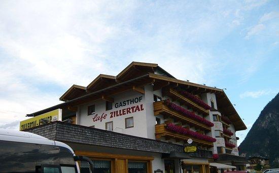 Gasthof Cafe Zillertal Strass Im Zillertal