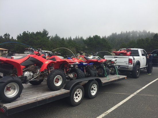 Florence, OR: Ocean Breeze ATV Rentals