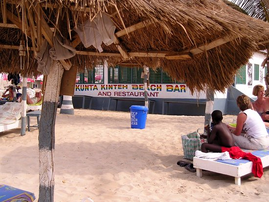 Kotu Beach: kunta kinteh good place to relax