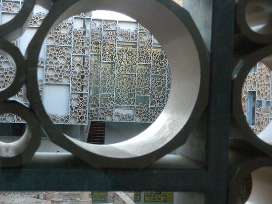 centro cermica triana paredes modernas