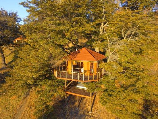 Puerto Guadal, Chile: Terra Luna Lodge